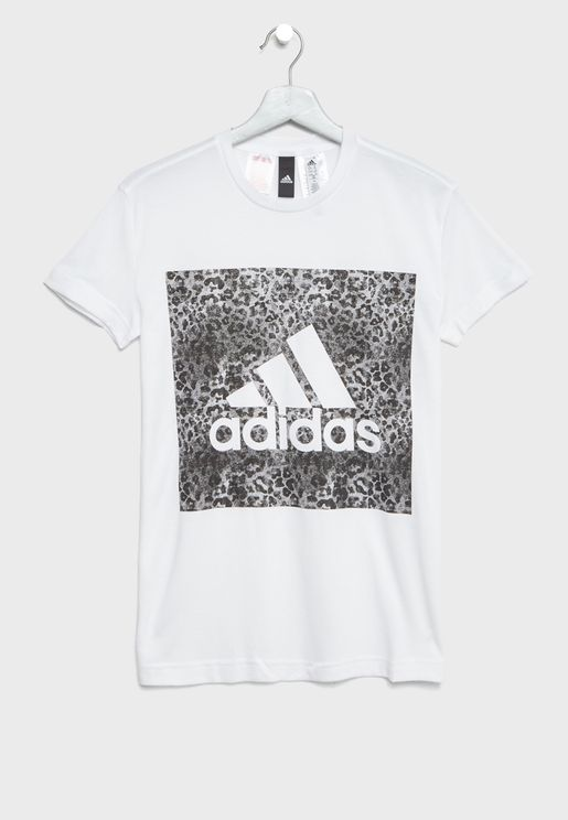Youth Logo Loose T-Shirt