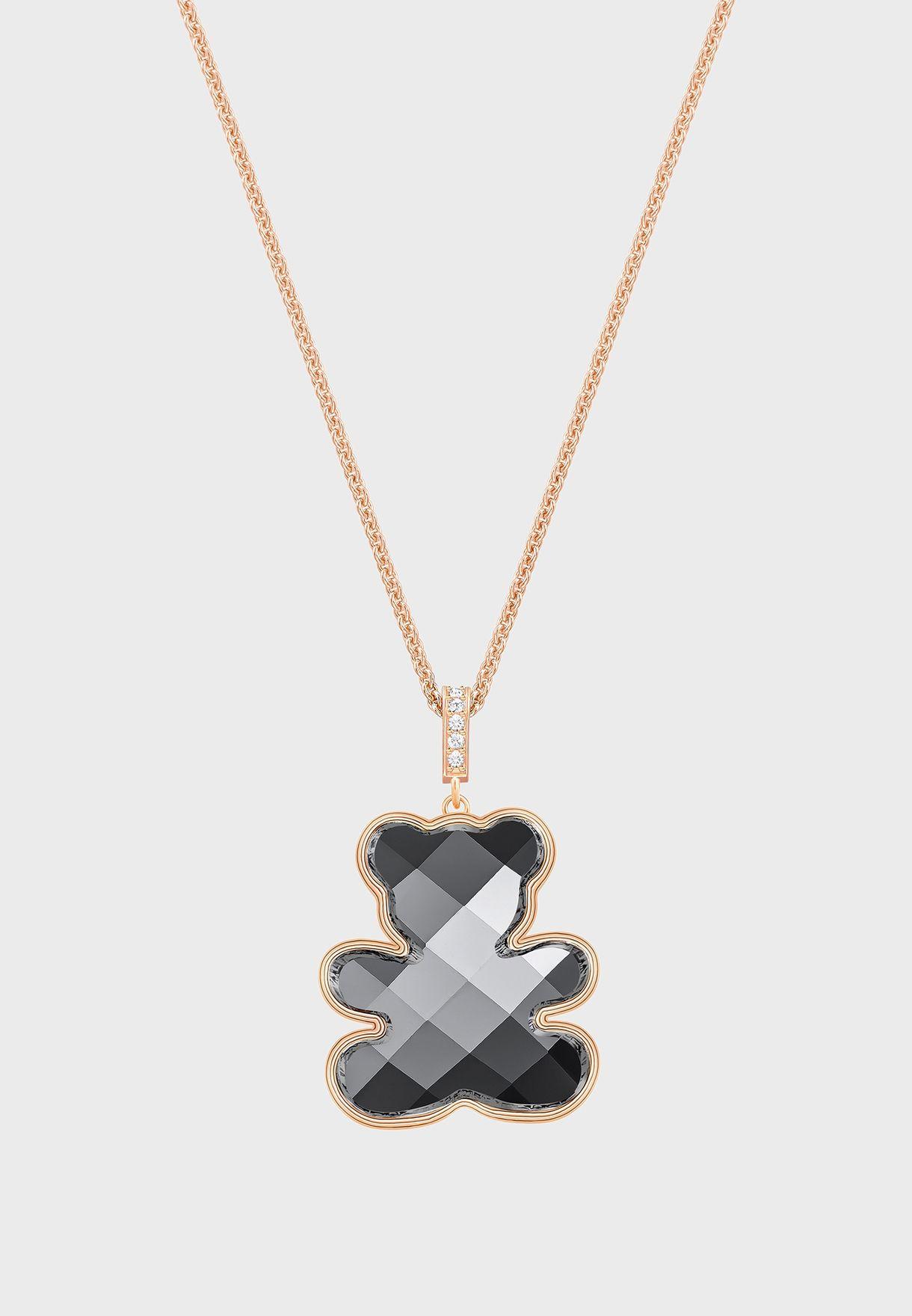 Teddy Pendant Necklace