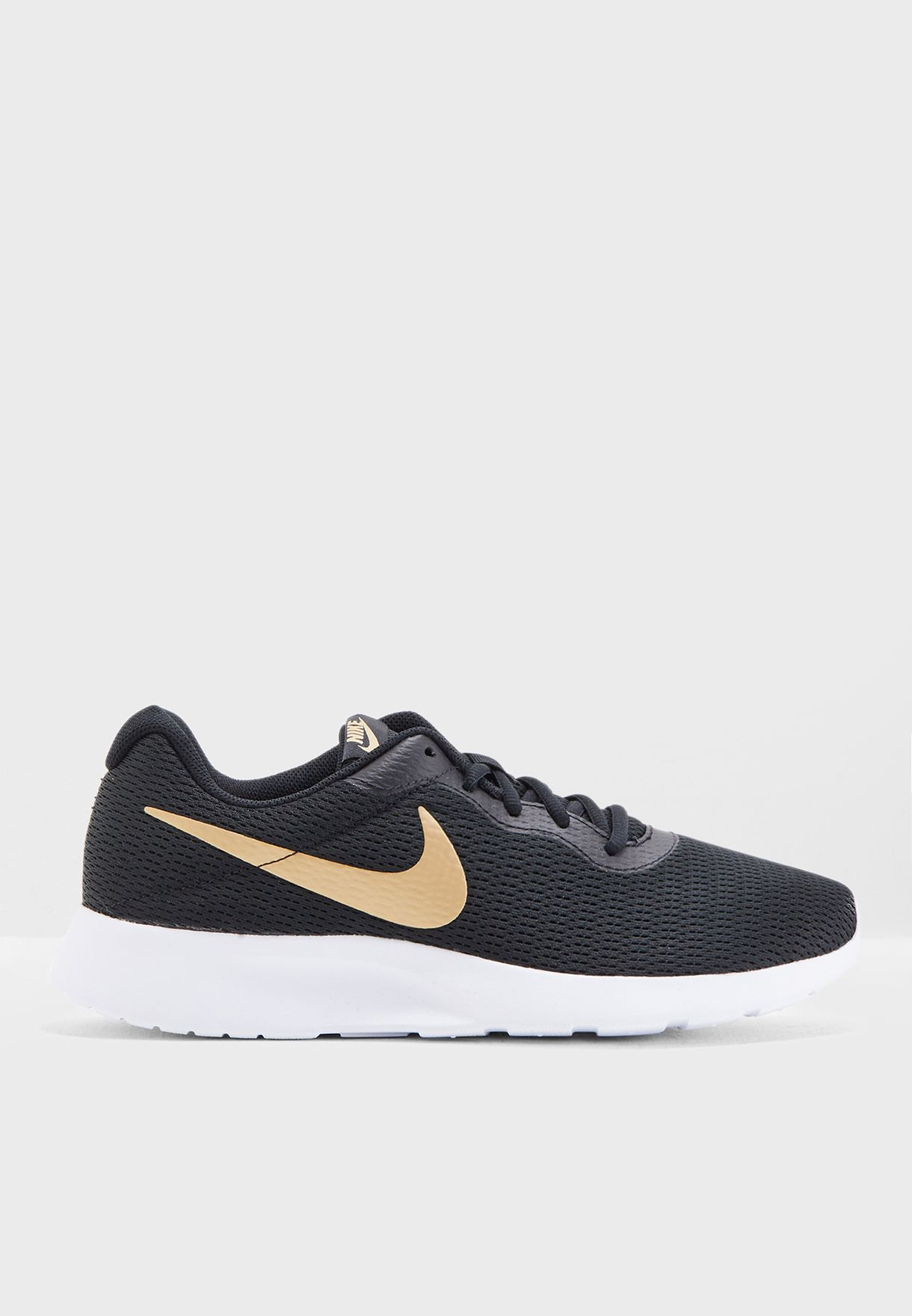 buy online 2ade8 0aec1 Shop Nike black Tanjun AQ7154-001 for Men in UAE - NI727SH48
