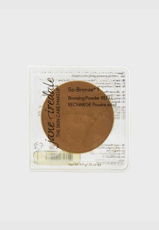 So Bronze 1 Bronzing Powder Refill