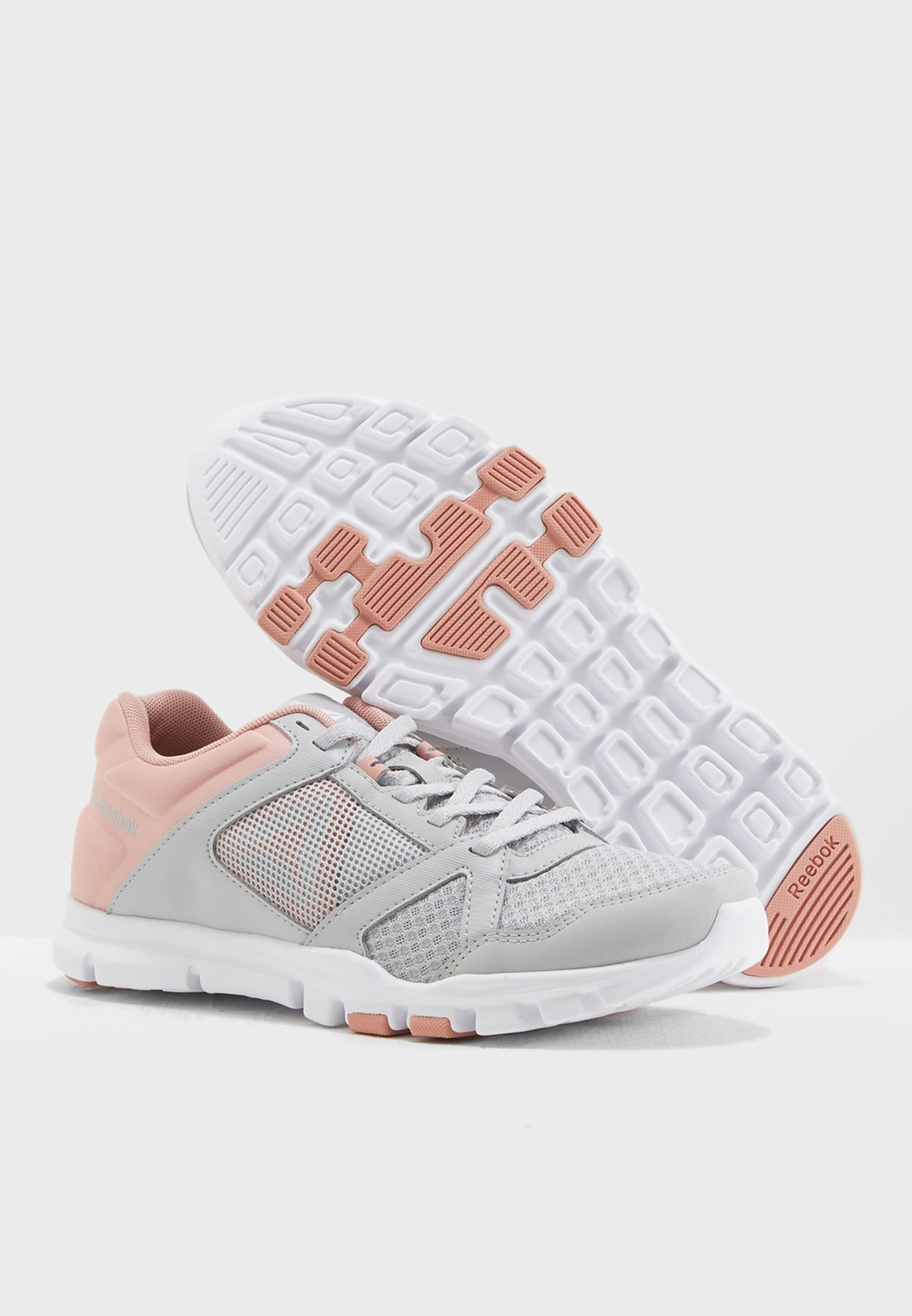 Shop Reebok grey Yourflex Trainette 10 MT CN1251 for Women in ... 56ebff082