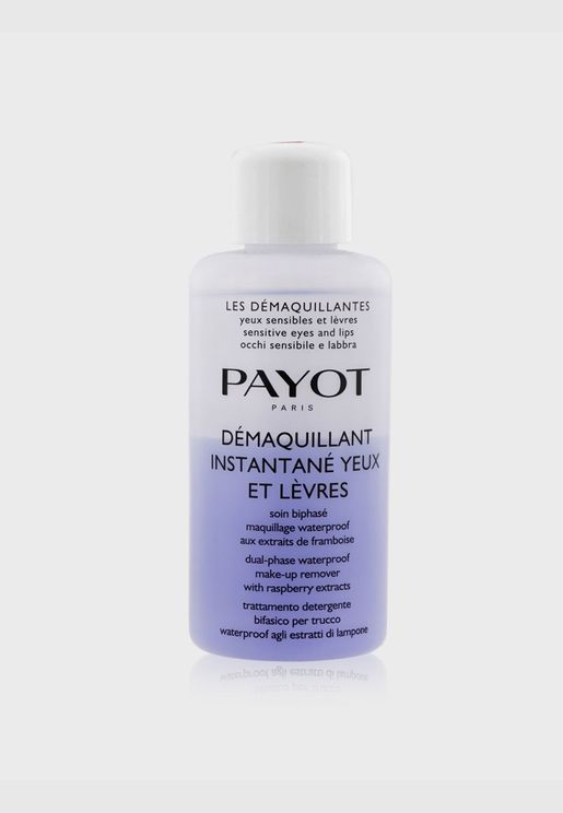 Les Demaquillantes Demaquillant Instantane Yeux Dual-Phase Waterproof Make-Up Remover - For Sensitive Eyes (Salon Size)