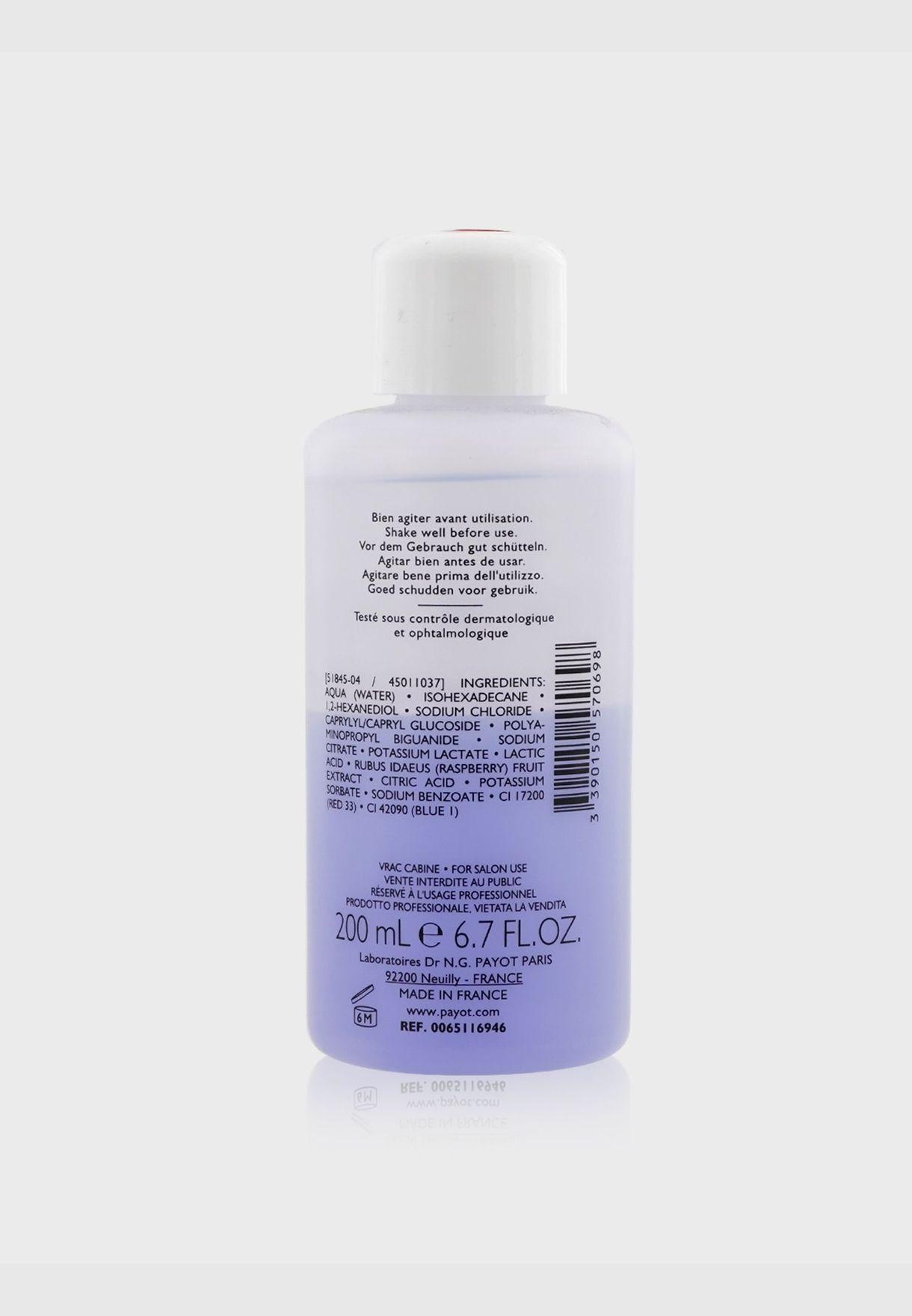مزيل المكياج المضاد للماء ثنائي المرحلة Les Demaquillantes Demaquillant Instantane Yeux - لبشرة العيون الحساسة (حجم صالو،)