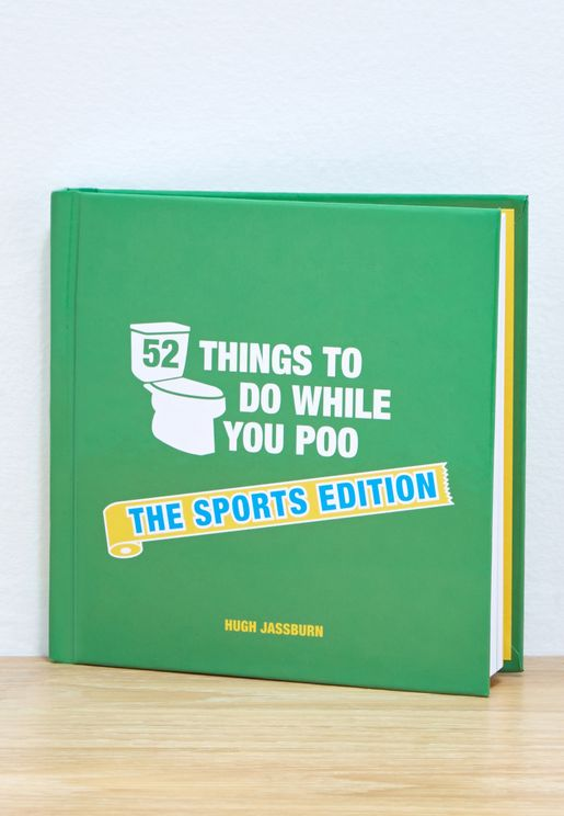 كتاب 52 مهمة يمكنك القيام بها وانت في الحمام