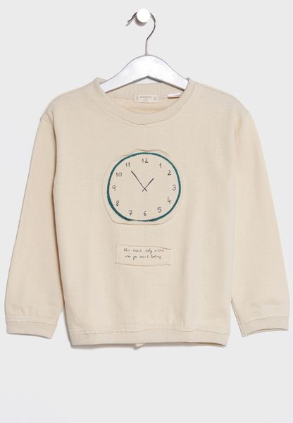 Infant Cut&Sewn Sweatshirt