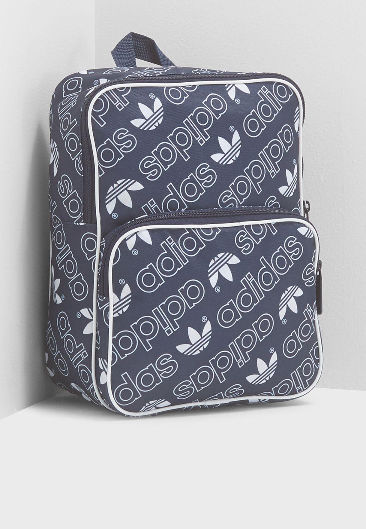 Shop adidas Originals prints Adicolor Graphic Backpack DH3365 for ... 0c4808490efe8