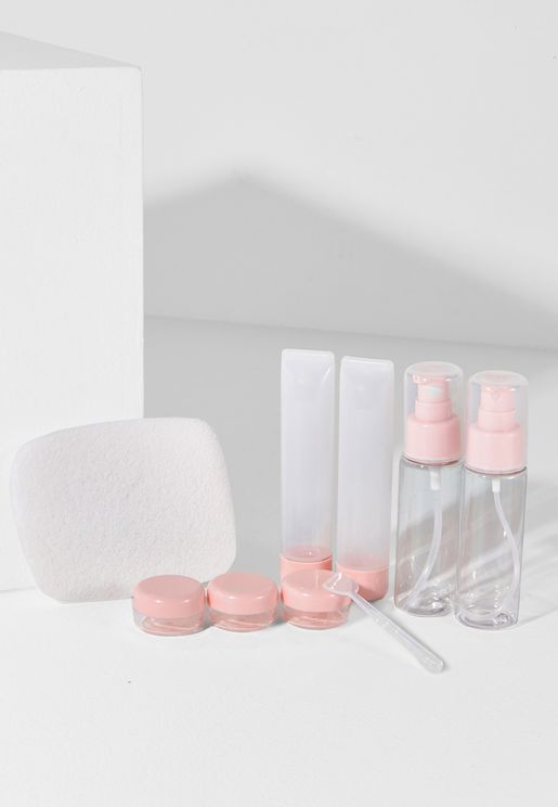 Mini Travel Bottles Set