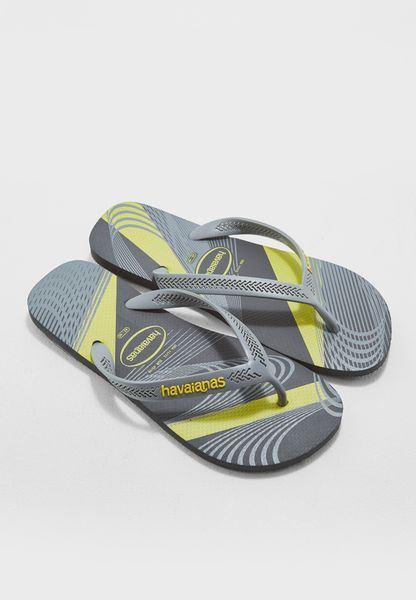 Aero Graphic Flipflops
