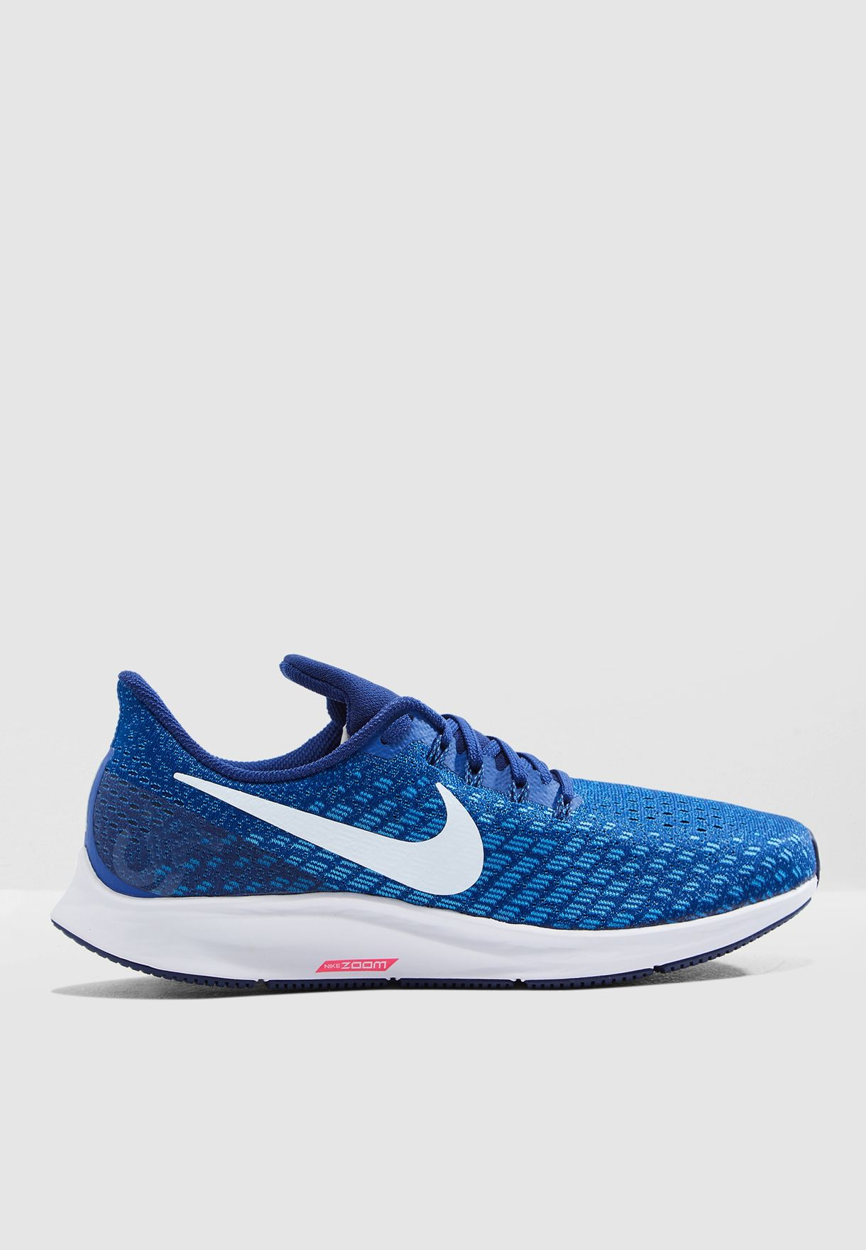 086bf30b416 Shop Nike blue Air Zoom Pegasus 35 942851-404 for Men in UAE ...