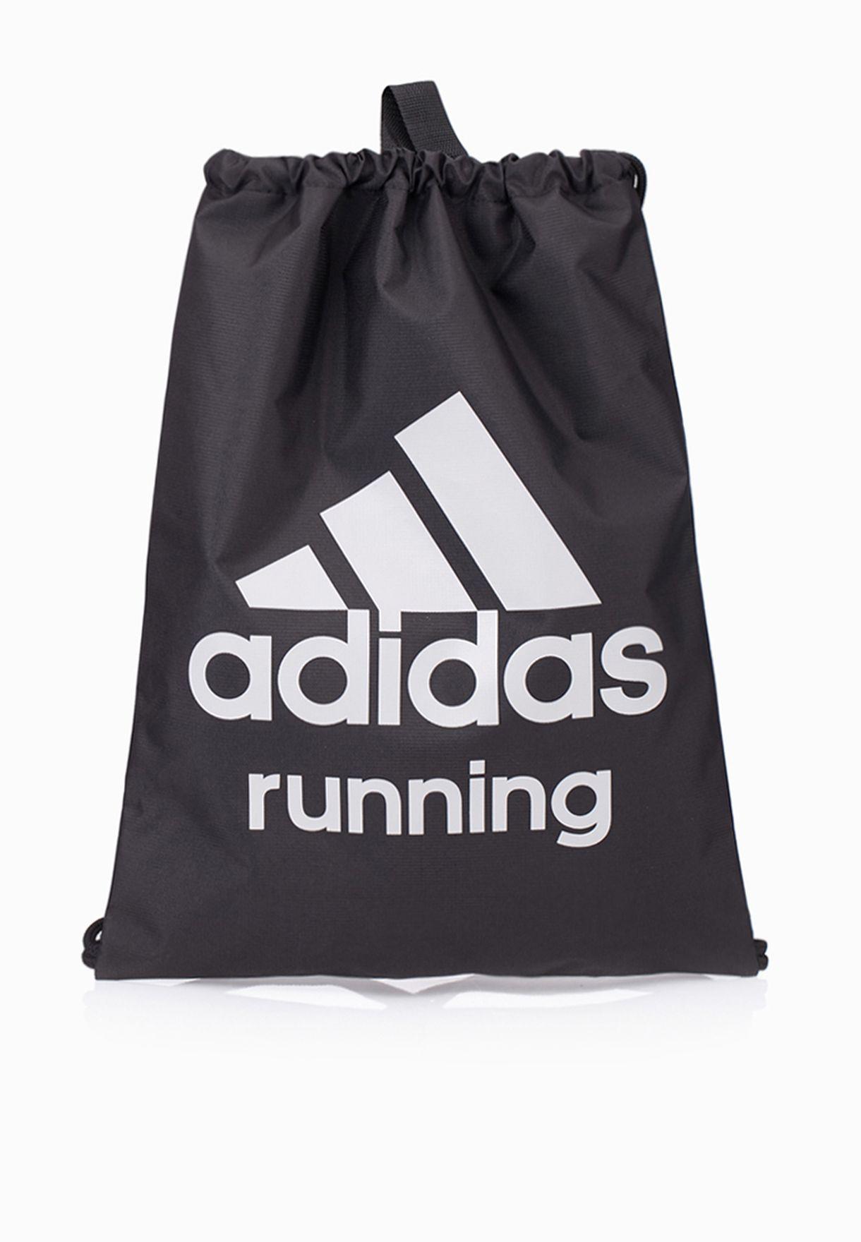 858442e7cb Shop adidas black Run Gymsack AC1794 for Men in UAE - AD476AC48GVR