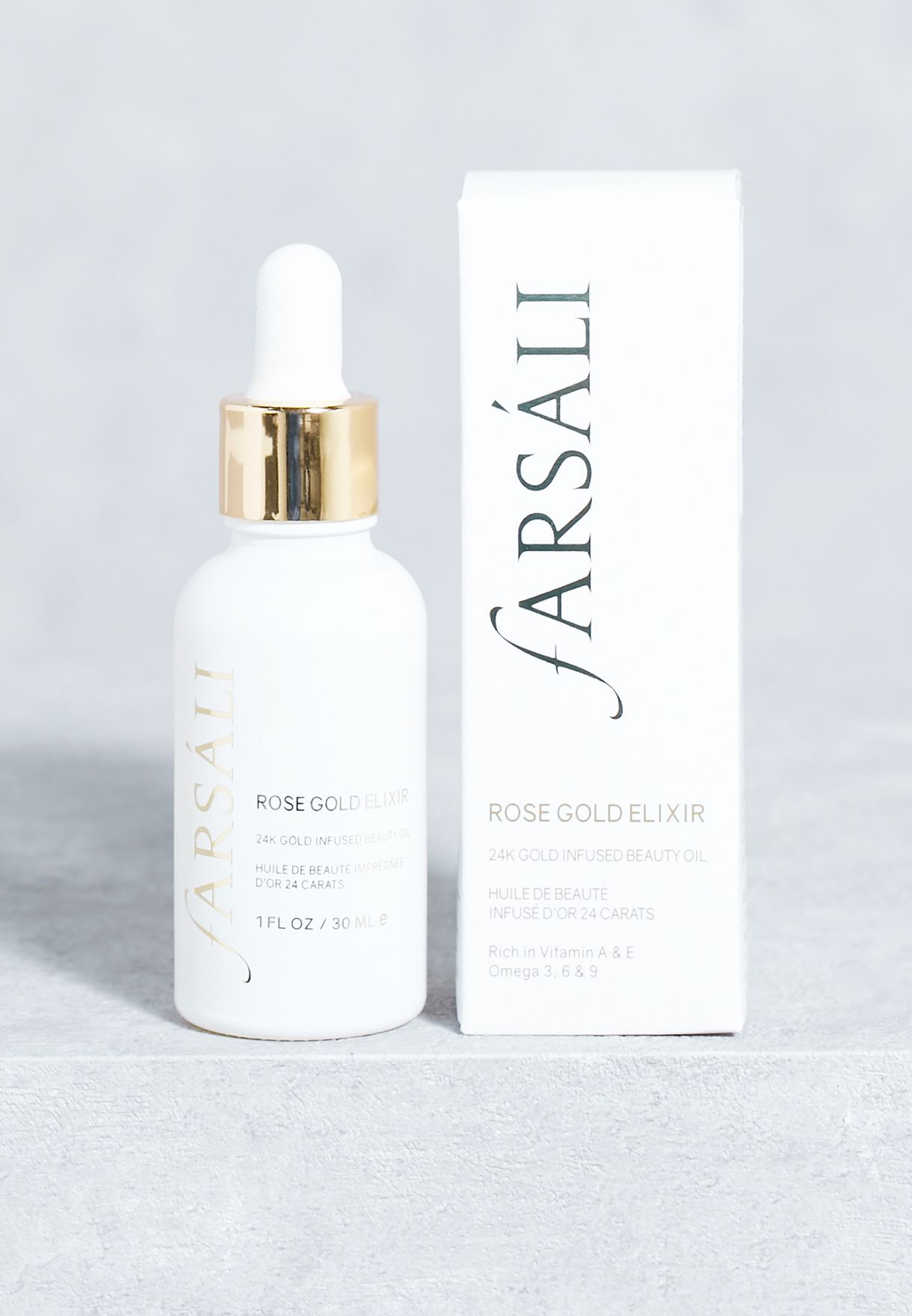Rose Gold Elixir -Radiating Moisturizer