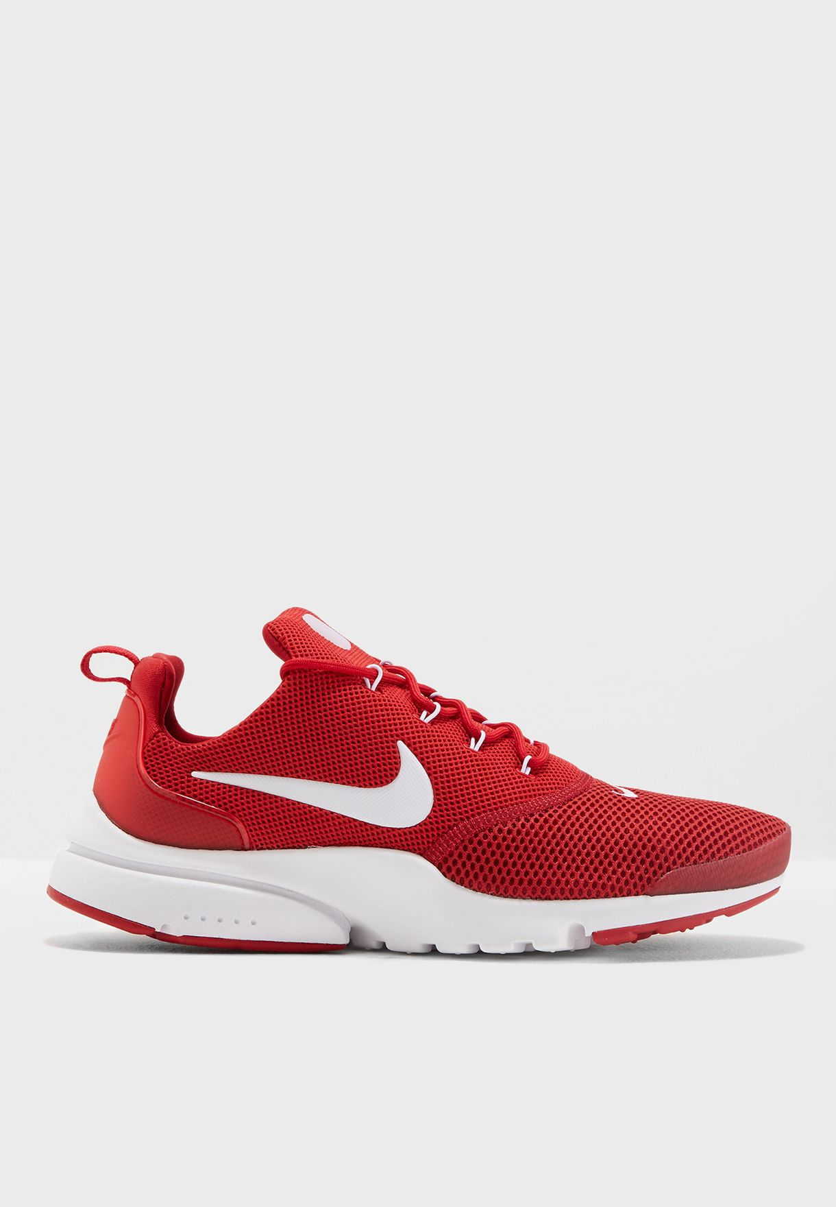 online store 8e889 e0ee5 Shop Nike red Presto Fly 908019-600 for Men in UAE - NI727SH48XUL