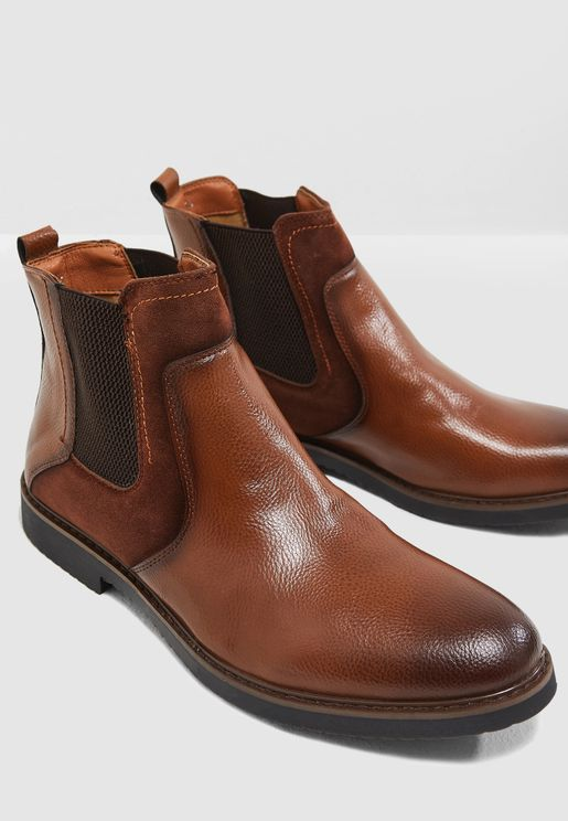 Boots for Men | Boots Online Shopping in Dubai, Abu Dhabi, UAE - Namshi