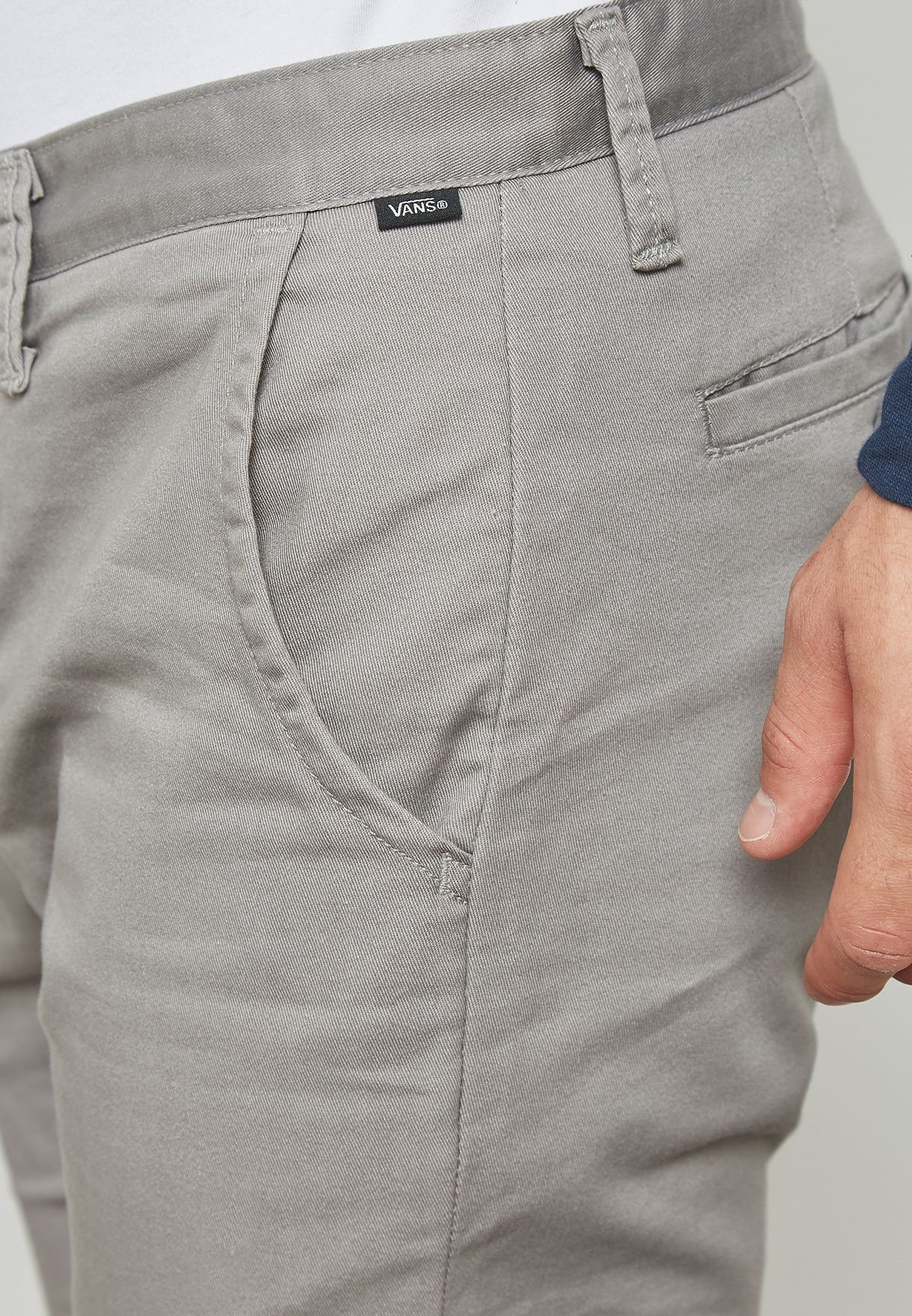 Authentic Stretch Chinos