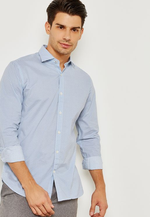 Slim Fit Nelly Shirt