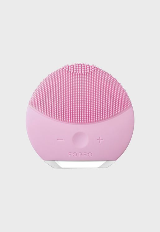 LUNA mini 2 Facial Cleansing Brush - Pearl Pink