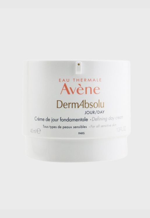DermAbsolu DAY Defining Day Cream - For All Sensitive Skin
