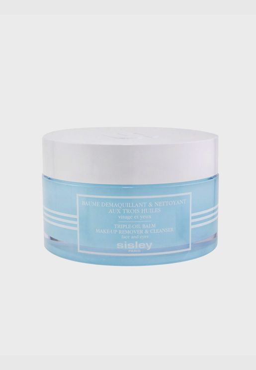 Triple-Oil Balm Make-Up Remover & Cleanser - Face & Eyes