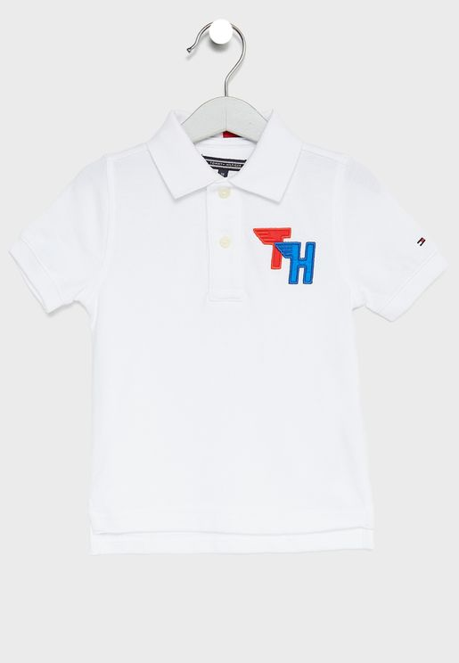 Little Logo Badge Polo
