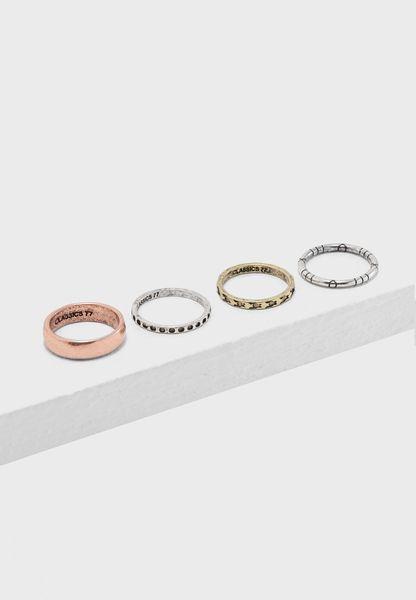 Oaxaca Ring Set