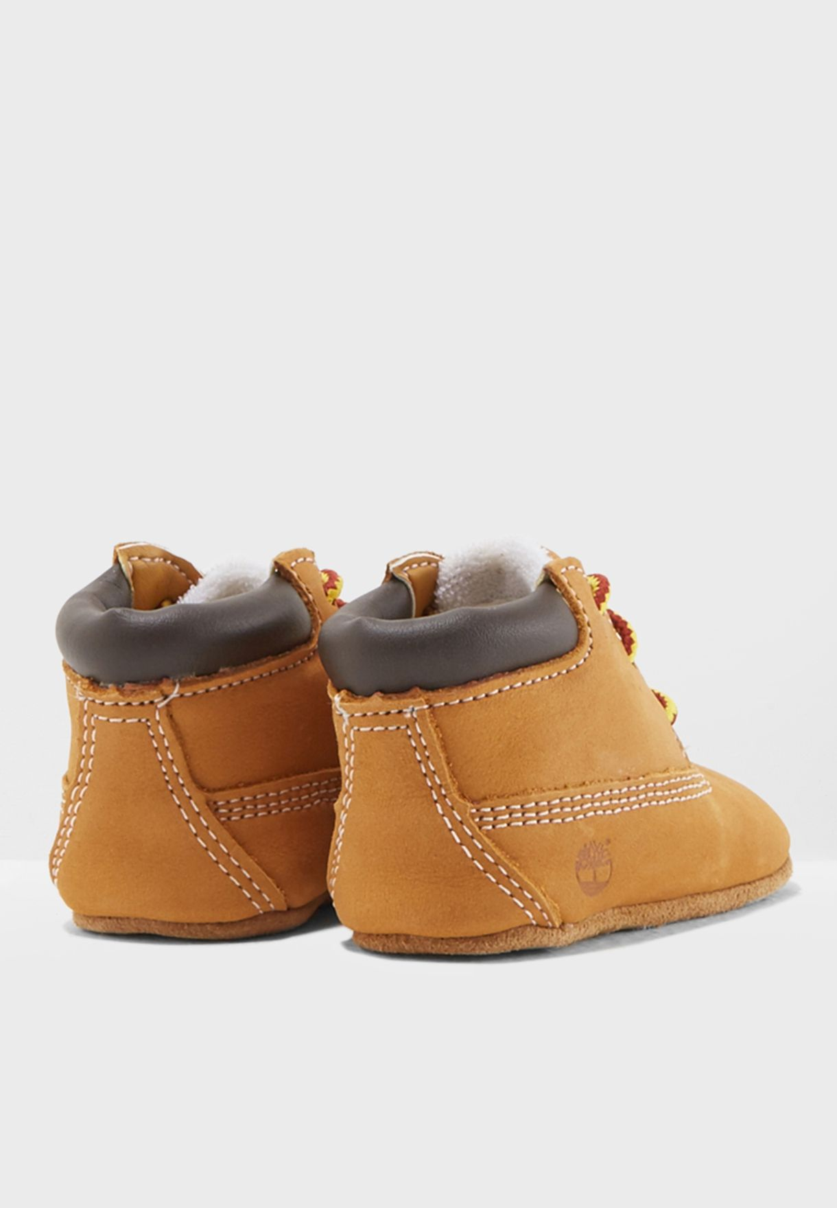 Infant Bootie with Hat