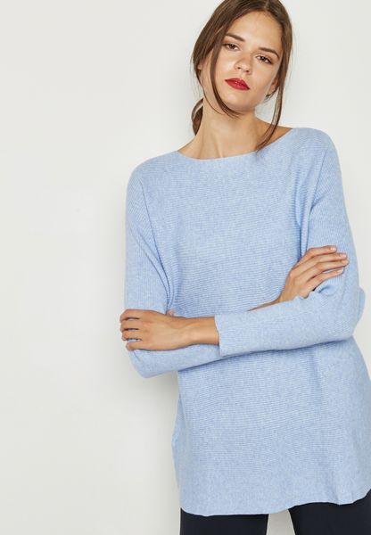 Oversized Longline Sweater