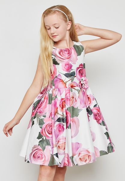 Rose Birthday Dress