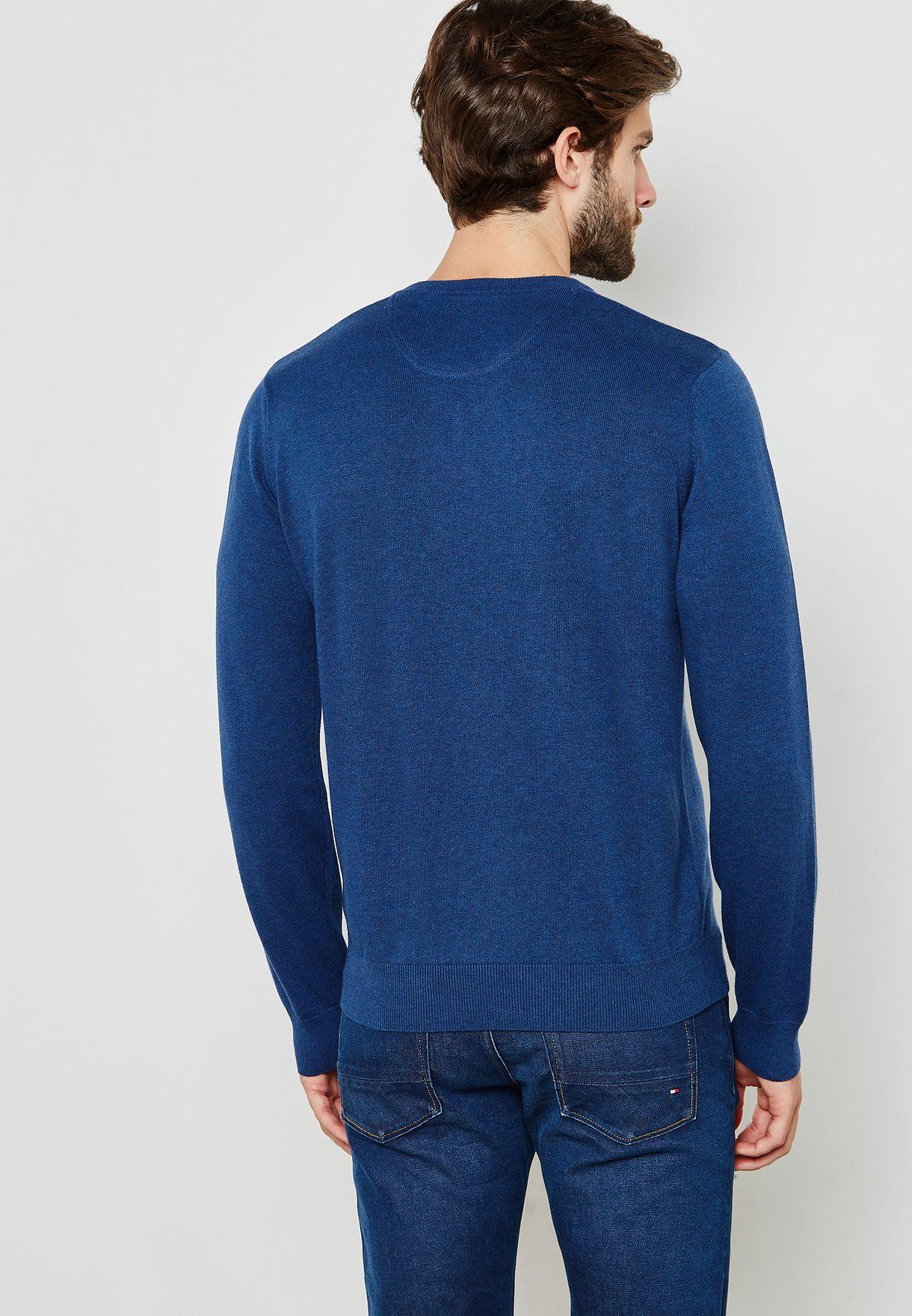 Croc Logo Sweater