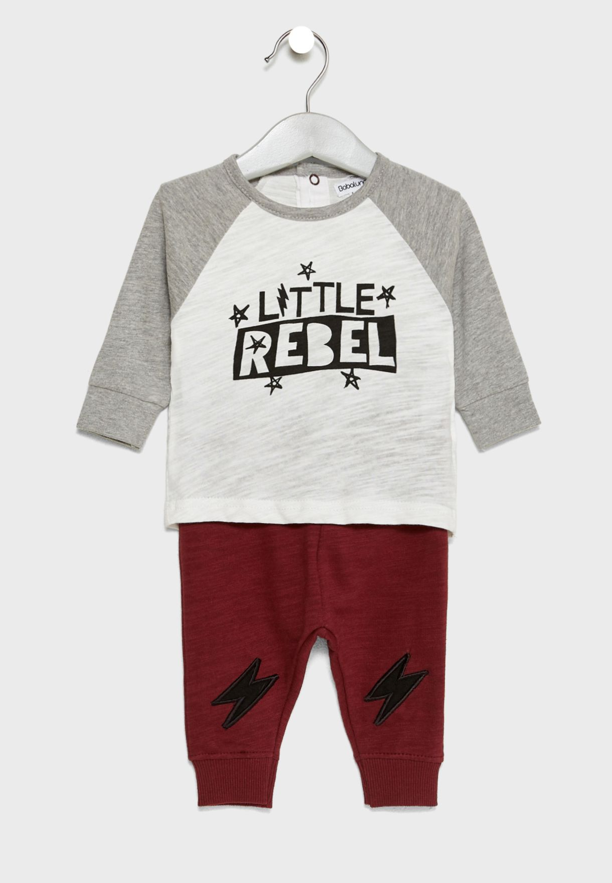 Infant Sweatshirt + Sweatpants Set