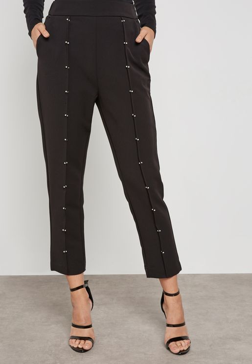 Embellished Trouser