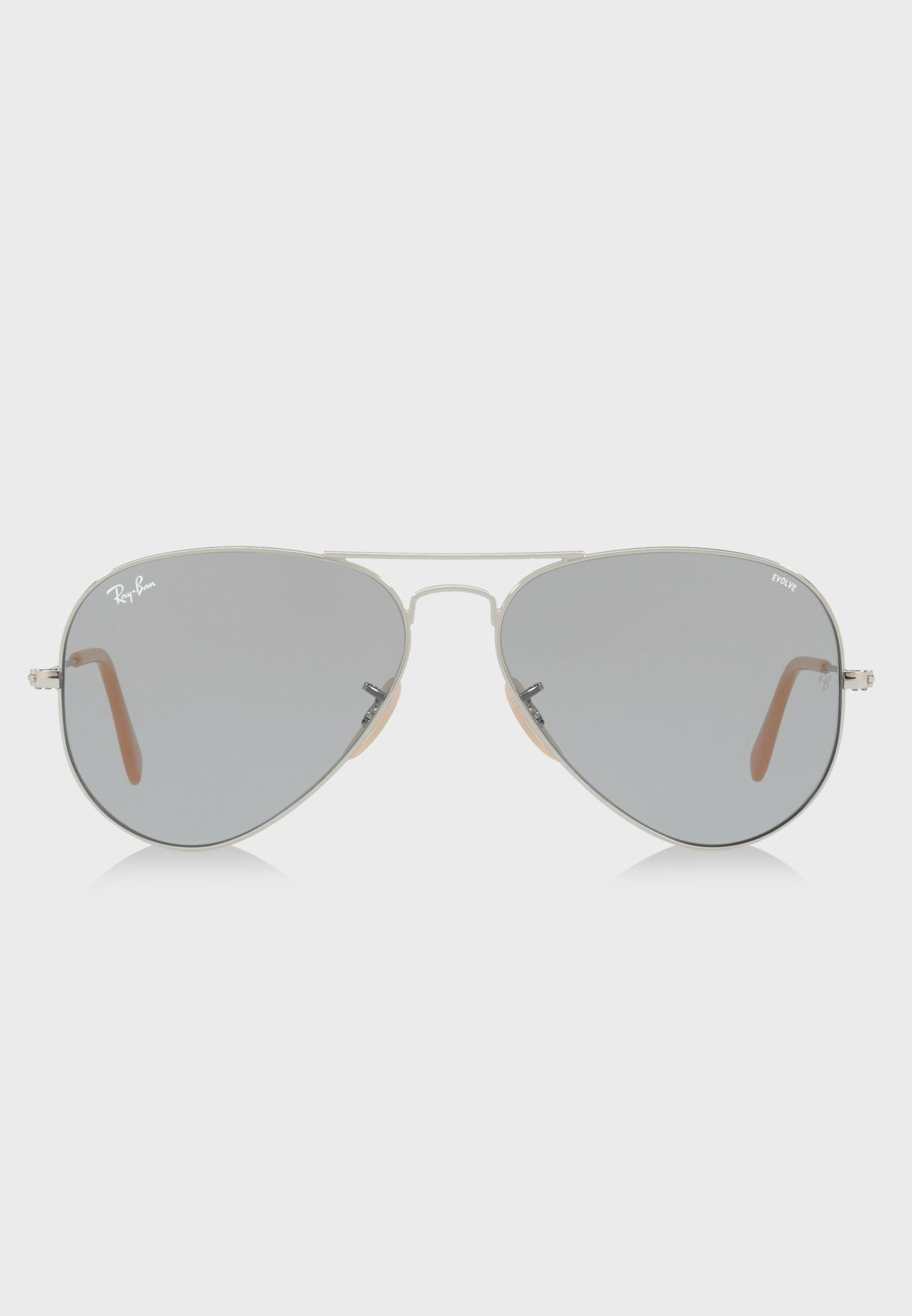 f67b8df409d ... get shop ray ban silver rb3025 aviator evolve 8053672833966 for men in  uae ra736ac48hkp f748e 61869