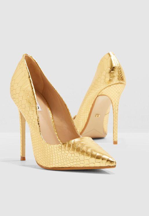 062e8753792 Banksy Iridescent Snake High Heeled Sandals
