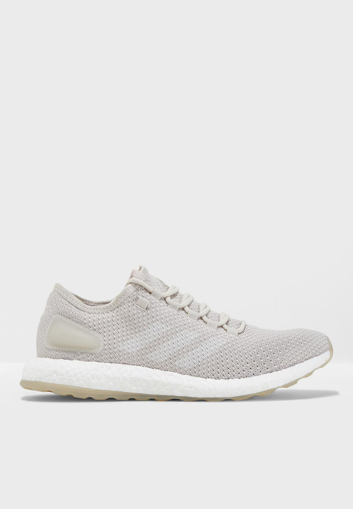 buy online 960c0 383fe Shop adidas grey Pureboost Clima BY8895 for Men in UAE - AD4