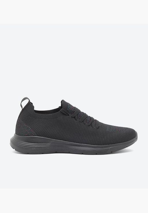 Mens Sport Shoes - Black