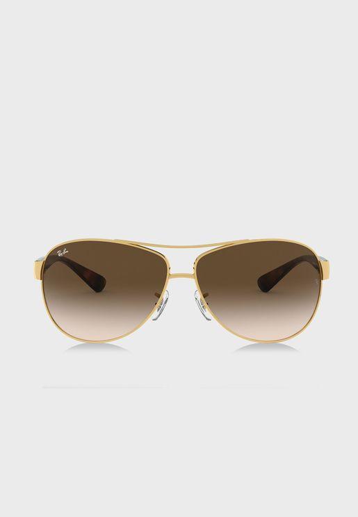 0RB3386 Active Pilot Sunglasses