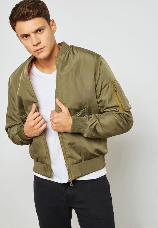 Bass Bomber Jacket