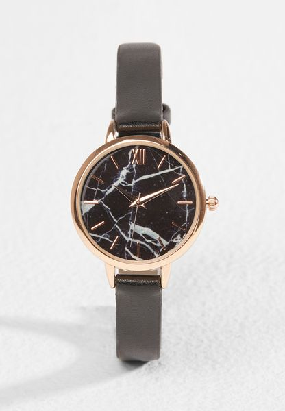Mini Marble Dial 30 Watch