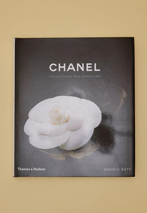 """كتاب """"مجموعة شانيل للازياء"""""""