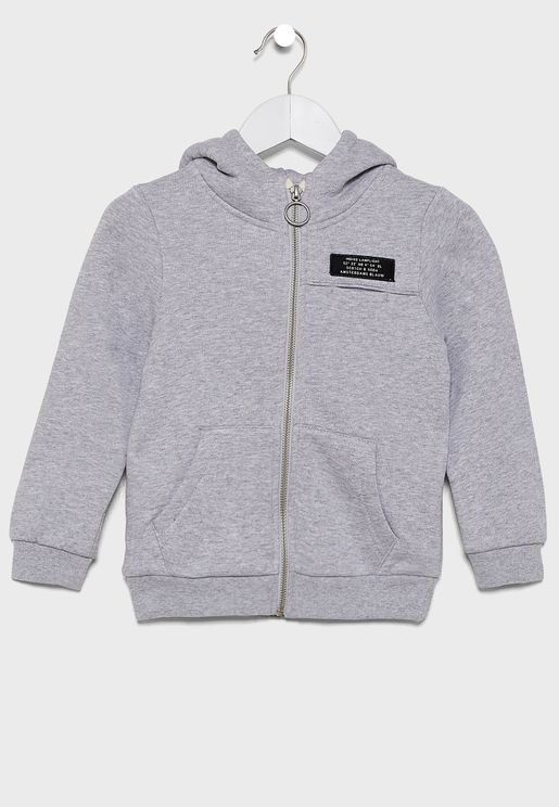 Little Zip Through Hoodie