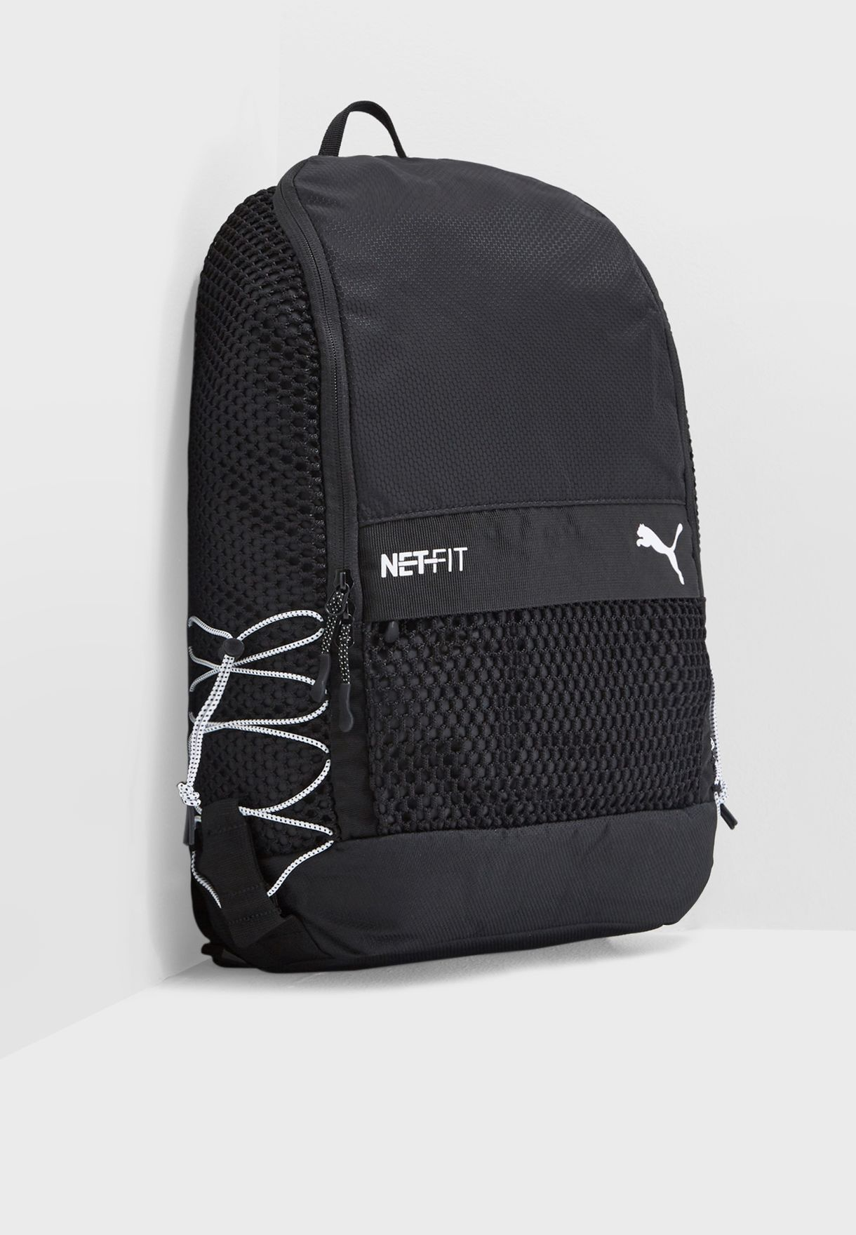 36ef67a4b943 Shop PUMA black Netfit Backpack 7544601 for Men in Kuwait - PU020AC38ELX