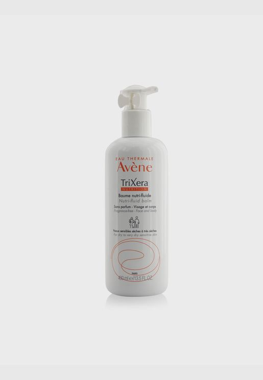 TriXera Nutrition Nutri-Fluid Face & Body Balm - For Dry to Very Dry Sensitive Skin