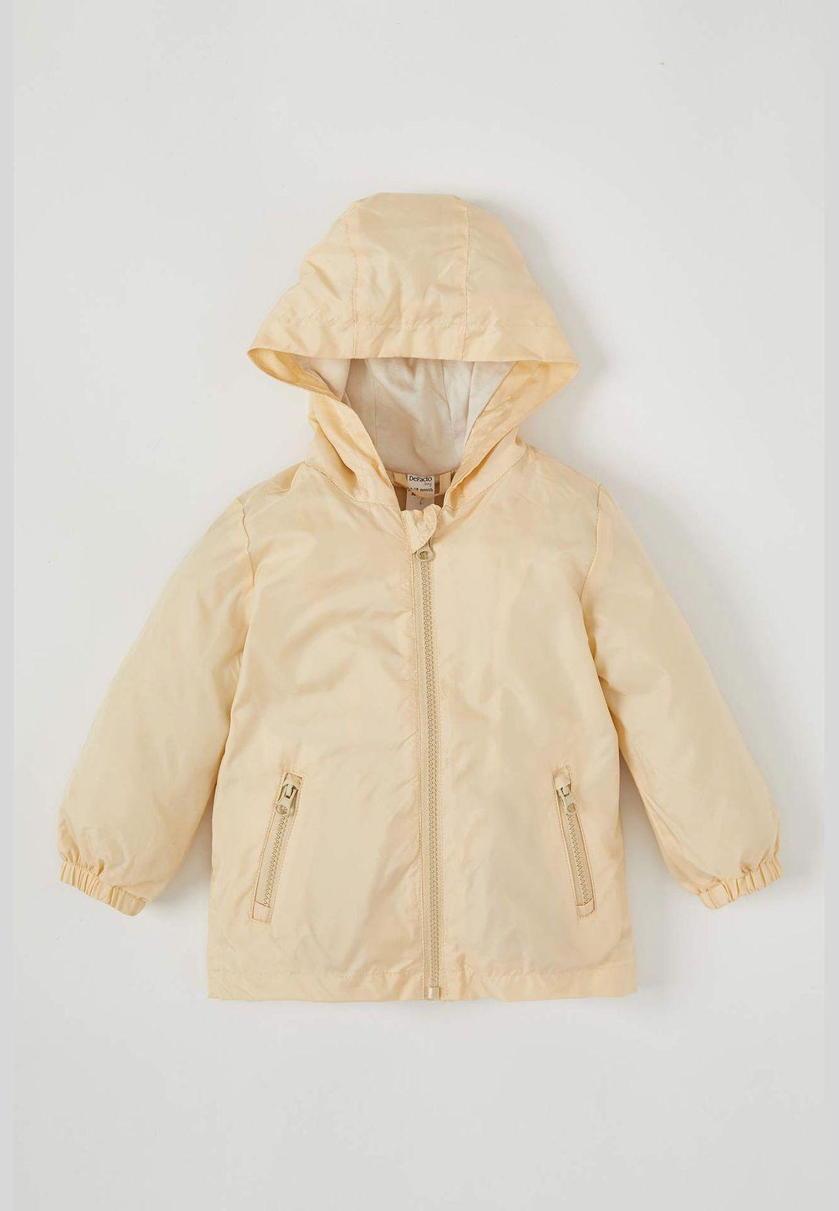 BabyBoy Regular Fit Coat