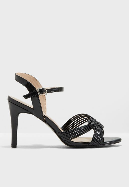 Scottie Heeled Sandal