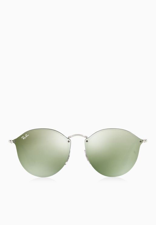 0RB3574N Cat Eye Sunglasses