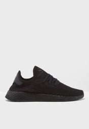 promo code e8357 a639c Shop adidas Originals black Deerupt Runner B41768 for Men in UAE -  AD478SH38HOR
