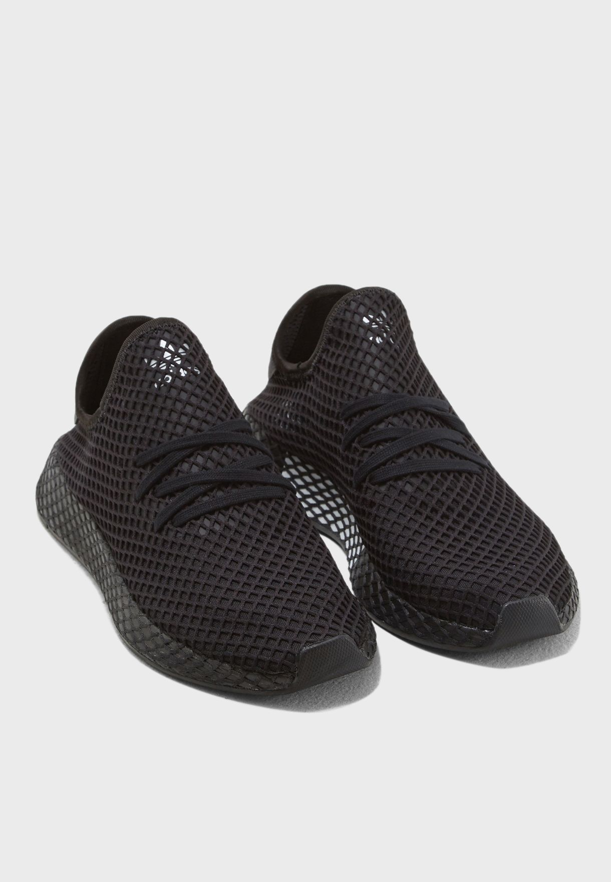 8f161f5f1502b Shop adidas Originals black Deerupt Runner B41768 for Men in UAE ...