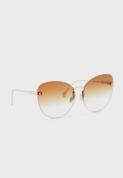 SF178S FIORE Butterfly Sunglasses