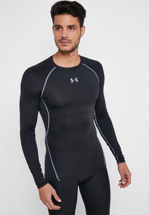 HeatGear Compression T-Shirt 3485bbded