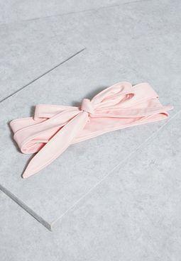 Knot Dress Belt