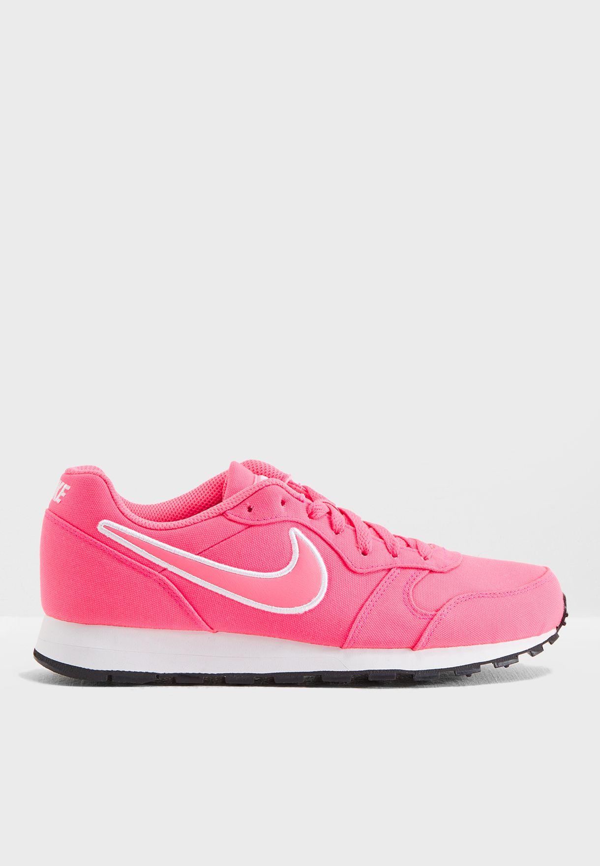 online retailer e3643 2c536 Shop Nike pink MD Runner 2 SE AQ9121-600 for Women in UAE - NI727SH38BUR